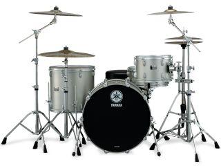 Yamaha introduces rock tour drum kits musicradar for Yamaha portable drums