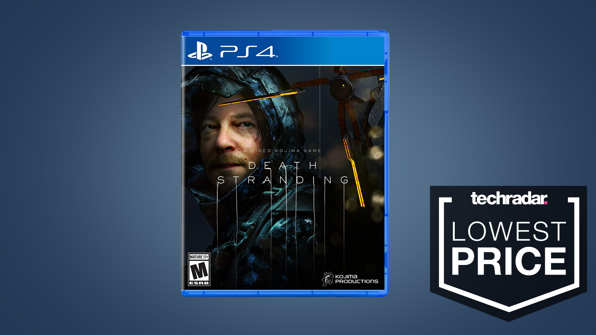 Death Stranding has been discounted to its lowest price yet