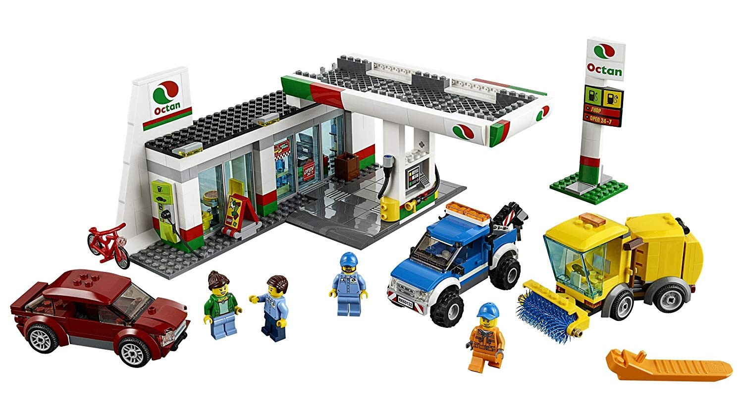 Best Lego City sets: Service Station