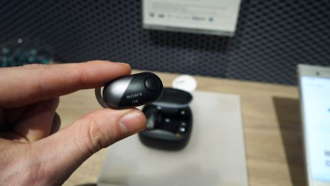 Sony Unveils Trio Of Wireless In-Ear Headphones
