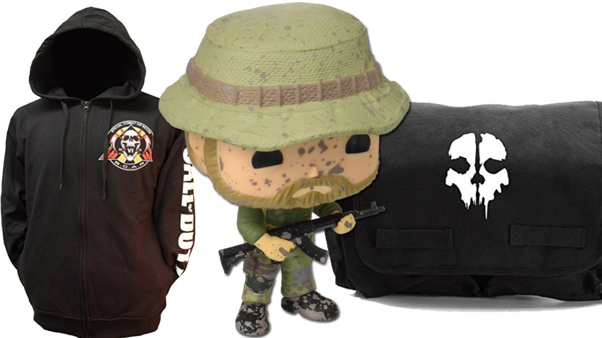 The best Call of Duty merch to blast your bank balance on Black Friday