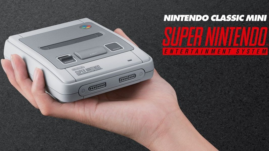 fd03e640b0ce UK buyers will have another chance to pre-order the imminent SNES Mini  tonight