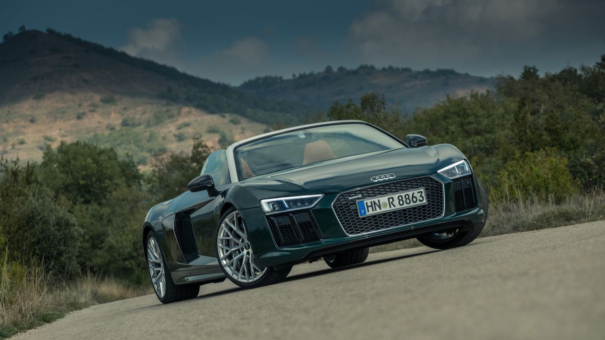 Audi Spyder A Supercar That Anyone Can Drive Techradar