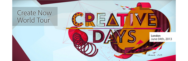 Adobe Creative Days - London, 4th June