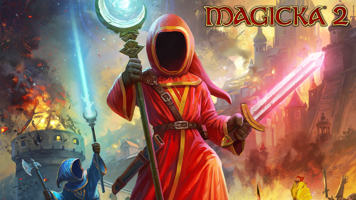 how to change controls in magicka