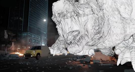 MPC's VFX secrets behind Godzilla