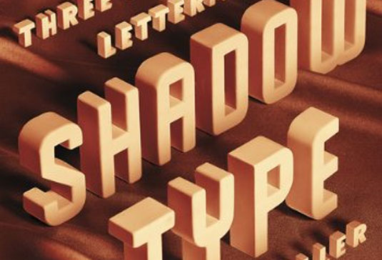 Shadow Type cover