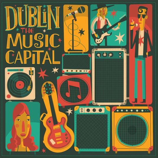 Dublin poster design