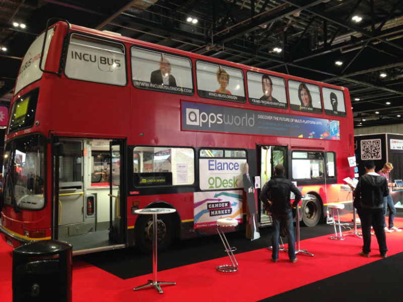 Bus apps world mobile marketing