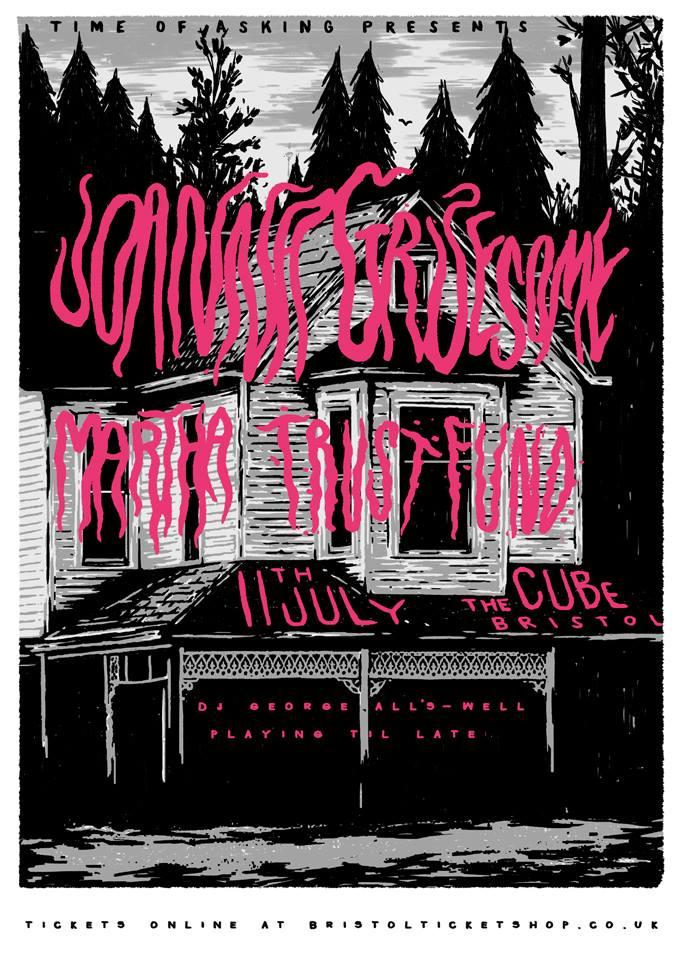 gig poster designs