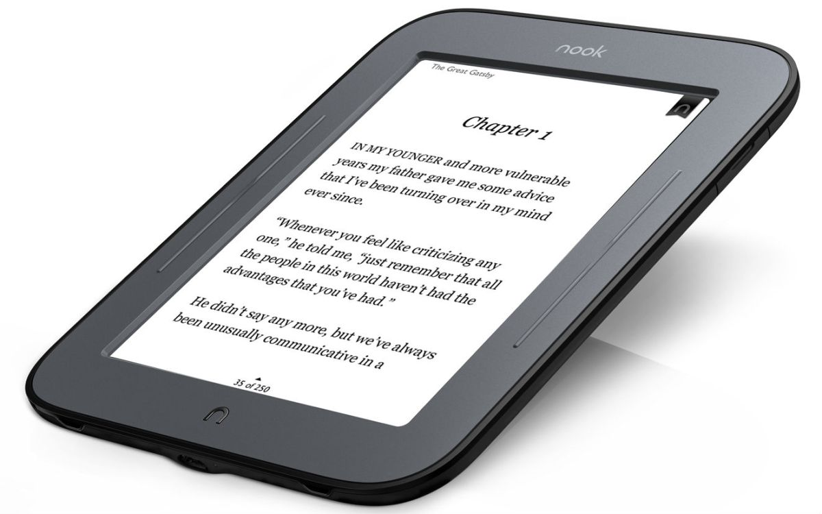 Price of NOOK Simple Touch eReader tablet slashed down to ...