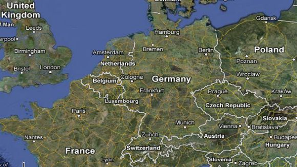 google maps may get banned in germany techradar. Black Bedroom Furniture Sets. Home Design Ideas