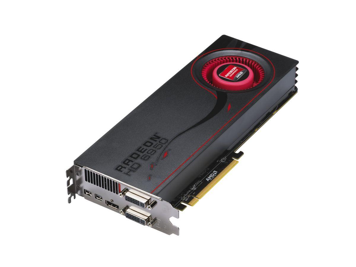 AMD Radeon HD 6950 review | TechRadar