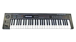 The Roland Alpha Juno originally sold for 575 when it was launched in 1985