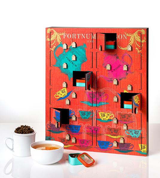 Fortnum & Mason tea calendar