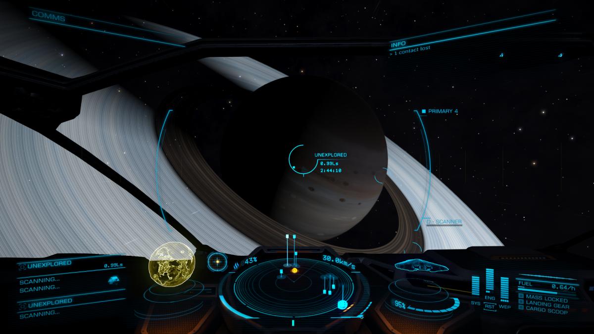 Black hole fun? Searching for purpose in Elite: Dangerous ...