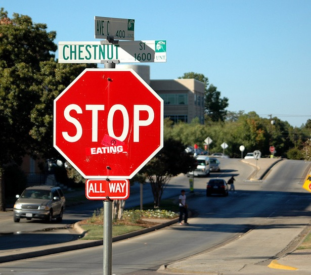 You always need to know when to stop (picture by Rich Anderson)