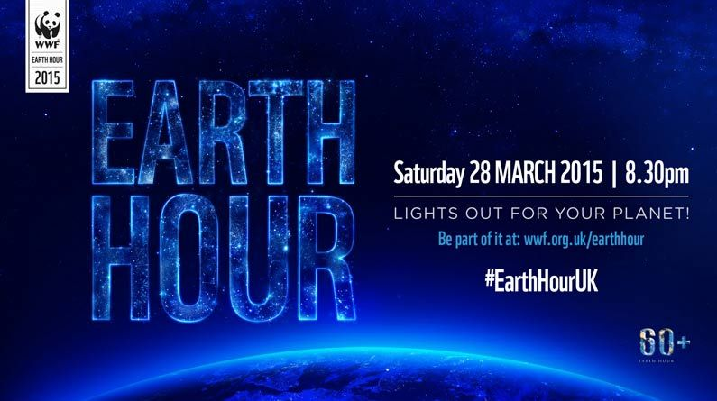 Behind the scenes on WWF UK's Earth Hour 2015 campaign ...