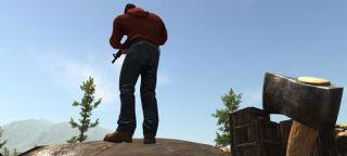 Rust diary, part 2: Its hard to kill a naked jumping man