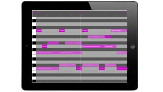 MIDI Editor simple by name simple by nature