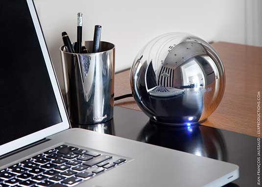 Designer gadgets Lacie