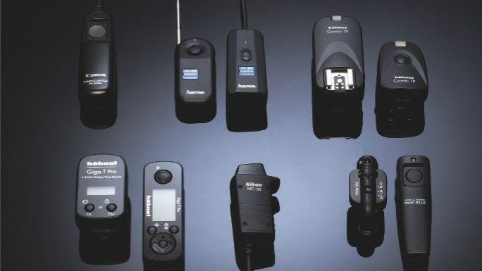 Best Camera Remote Shutter Releases Camera Remote Shutter