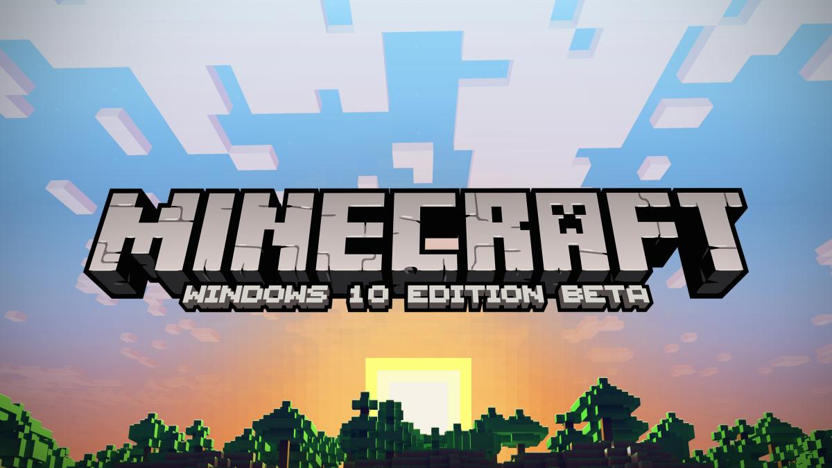 Minecraft Windows 10 Gratis