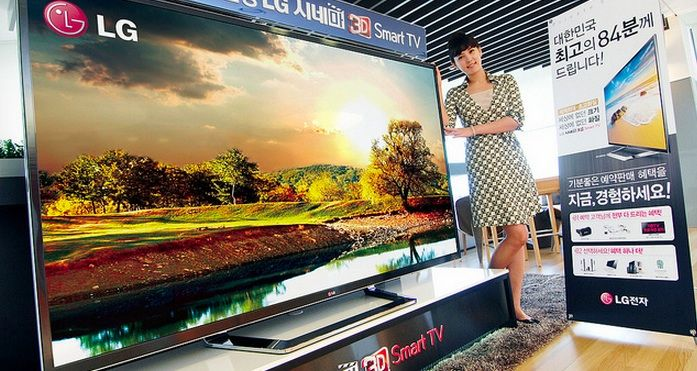 lg to launch 29 models of uhd and 8 series of 4k tvs in 2015 techradar. Black Bedroom Furniture Sets. Home Design Ideas