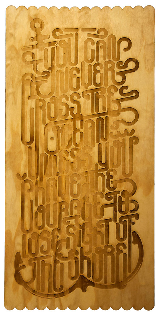 typography exhibition