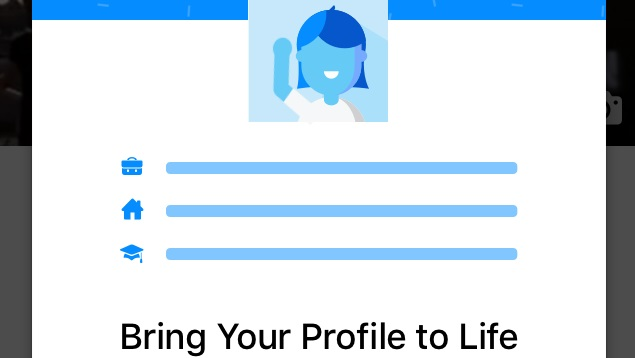 how to make your facebook profile picture a video techradar - Make Profile