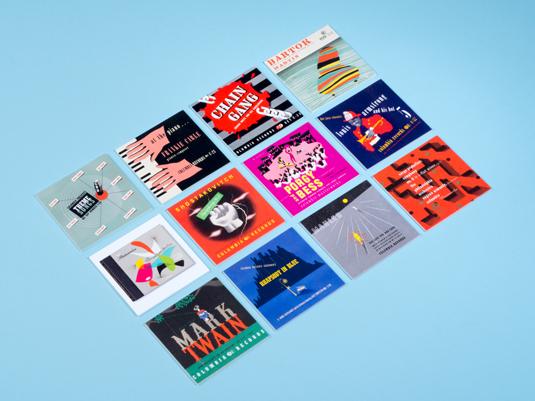Alex Steinweiss album art