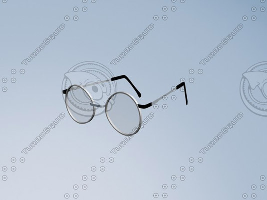 Free 3D models - glasses