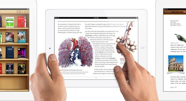 The iPad—no longer the apple of publishing's eye in 2013?