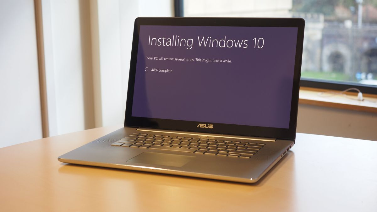 you can still upgrade to windows 10 using an old windows 7 and 8 product key techradar. Black Bedroom Furniture Sets. Home Design Ideas