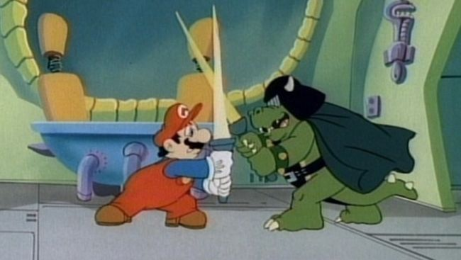 Image result for mario super show star koopa