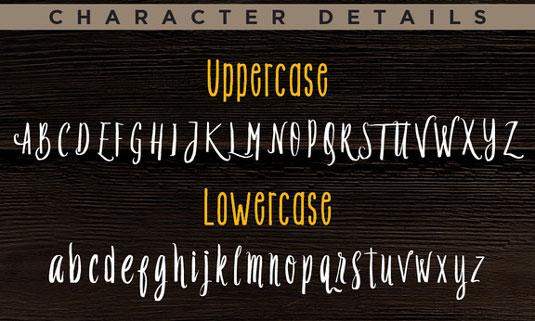 Loveton font