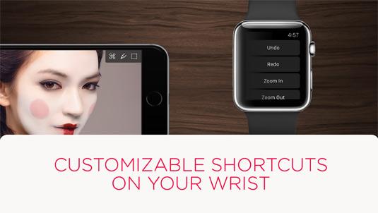 Astropad shortcut