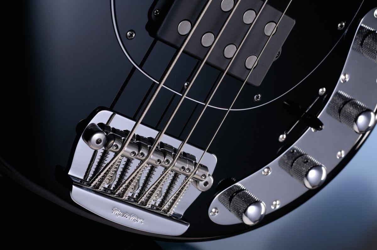 music man stingray hh bass review musicradar. Black Bedroom Furniture Sets. Home Design Ideas