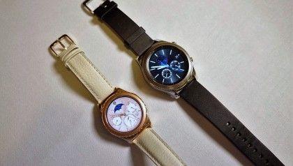 Samsung Exploring Dual-screen Circular 'Galaxy Edge' Smartwatch