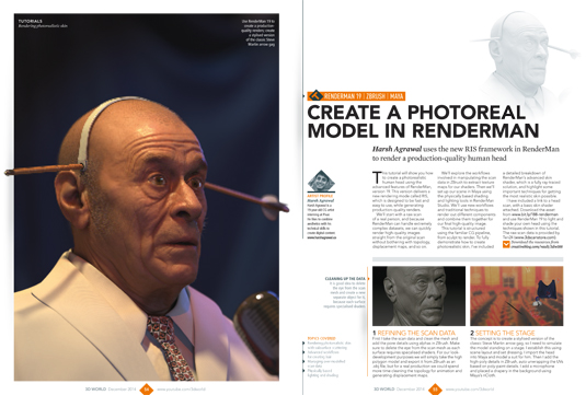 3D World issue 188