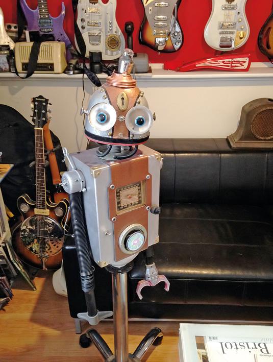 robot scott