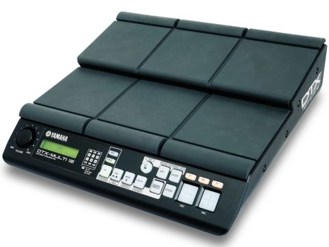 Yamaha dtx multi 12 electronic percussion pad review for Yamaha dtx review