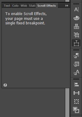Adobe Muse responsive