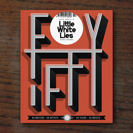 Little White Lies 50th issue