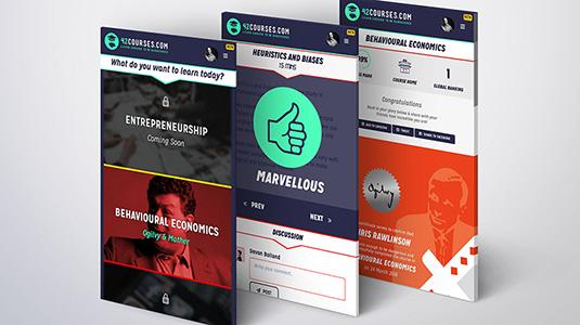 42courses.com app
