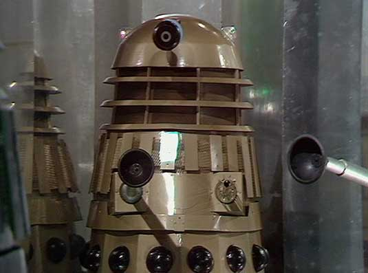 Dalek designs: Day of the Daleks