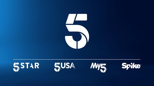 Channel 5 logos