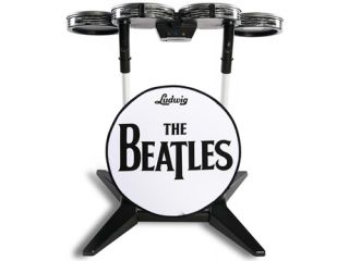 the beatles rock band ludwig drums unveiled musicradar. Black Bedroom Furniture Sets. Home Design Ideas