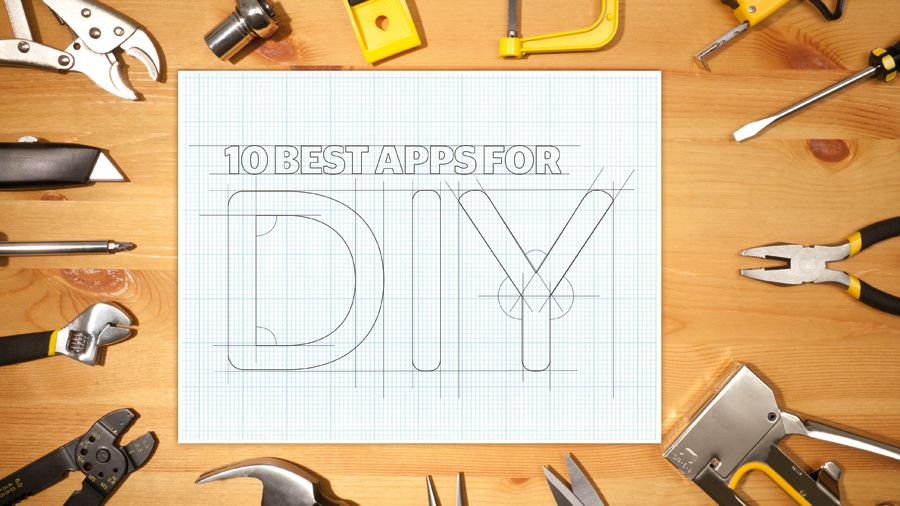 10 Essential Diy Apps For Iphone And Ipad Techradar