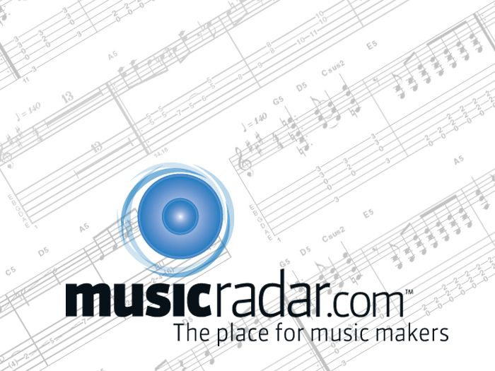 MusicRadar guitar tab guide : MusicRadar